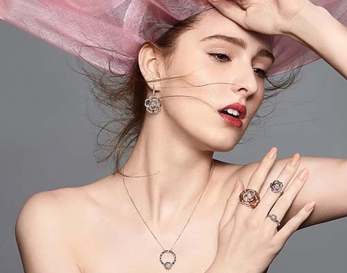 珠宝广告拍摄宣传