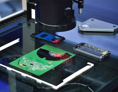 机器视觉照明分析标椎