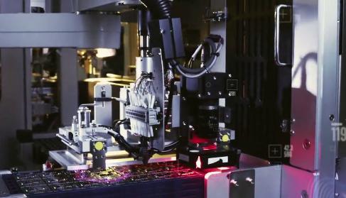 高清科技电子芯片制造业