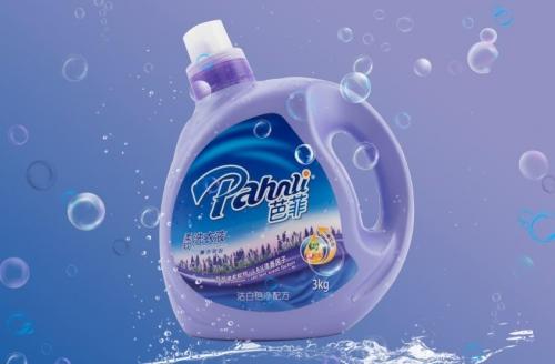 洗衣液产品广告宣传