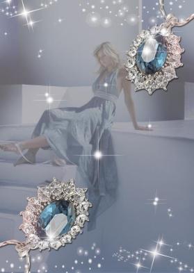 宝石广告宣传片