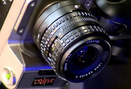机械设备拍摄