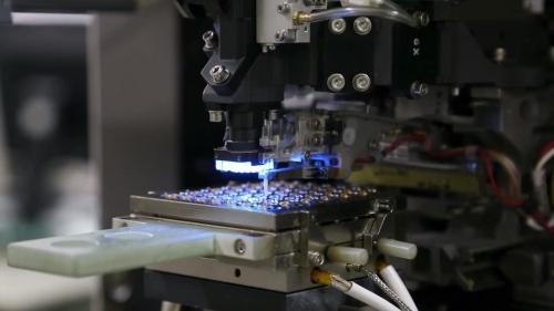 科技机械设备生产