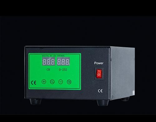 珠海9路数控航空头光源控制器
