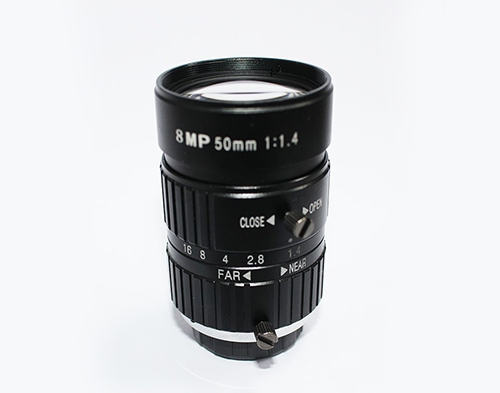 珠海工业相机定焦镜头