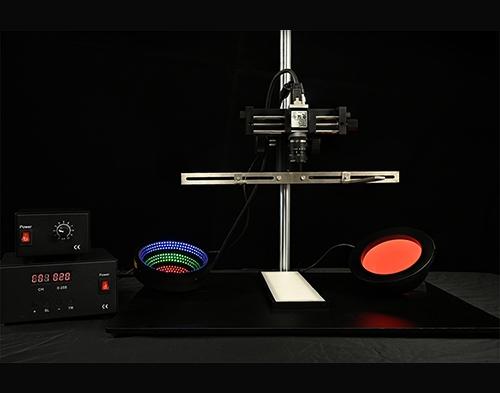 惠州机器视觉实验架