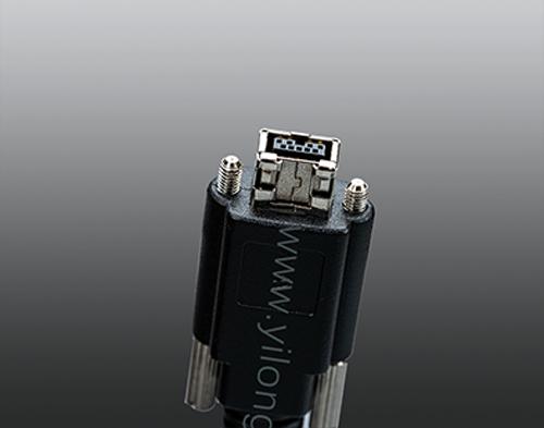 工业相机专用Firewire IEEE1394B火线线缆