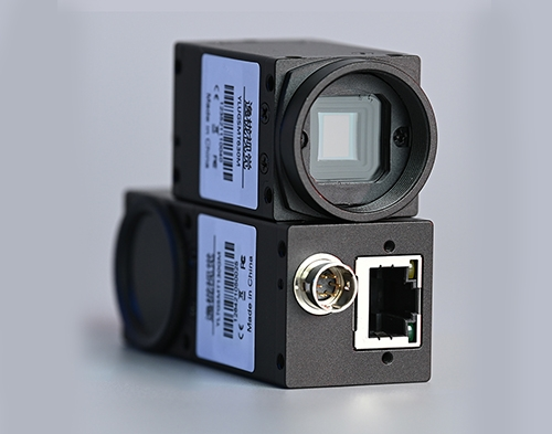千兆网90度转角工业相机