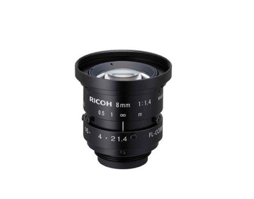 FL-CC0814A-2M 8mm镜头